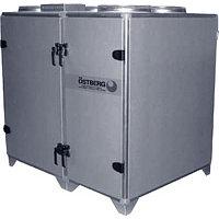 Приточно-вытяжная вентиляционная установка 10000 м3/ч Ostberg HERU 2400 T RWR
