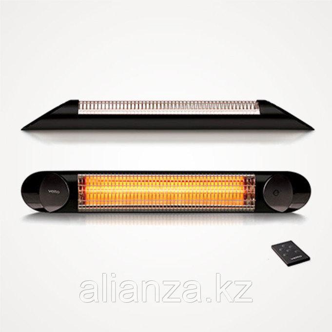 Инфракрасный обогреватель 2 кВт Veito Blade S Black - фото 2