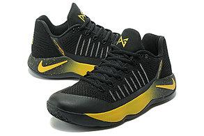 Баскетбольные кроссовки Nike PG2 from Paul George black\gold, фото 3