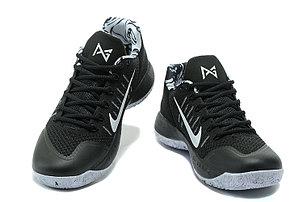 Баскетбольные кроссовки Nike PG2 from Paul George Black, фото 2
