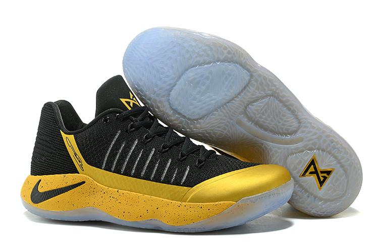 Баскетбольные кроссовки Nike PG2 from Paul George Black