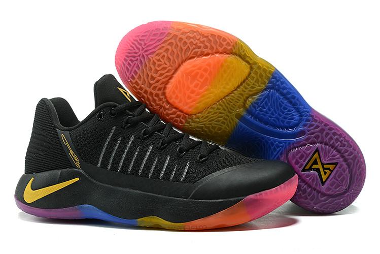 """Баскетбольные кроссовки Nike PG2 from Paul George """"Rainbow"""""""