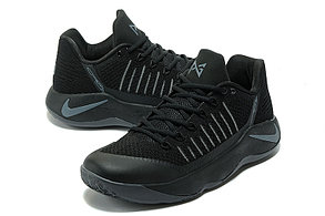 "Баскетбольные кроссовки Nike PG2 from Paul George ""Black\Gray"", фото 3"