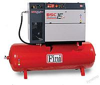 Компрессоры винтовые 11 кВт 1150 - 1800 л/мин - BSC 1508-500F-ES R-EVO