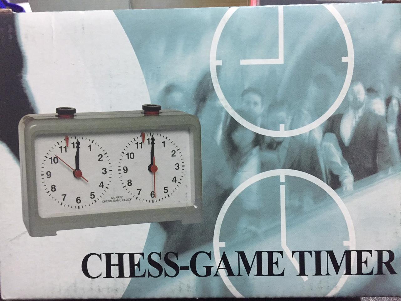 Часы шахматные (Механические)
