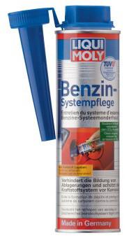 LIQUI MOLY BENZIN-SYSTEM-PFLEGE (присадка в бензин)