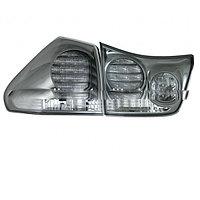 Задние фонари на Lexus RX 300/330/450H 2003-09 Hybrid Black, фото 1