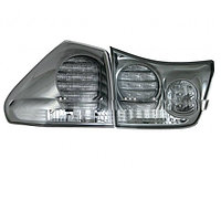 Задние фонари на Lexus RX 300/330/450H 2003-09 Hybrid Black