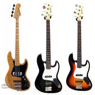 Бас гитары