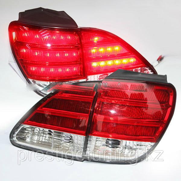 Задние фары RX300,330,350 1998-02 RED