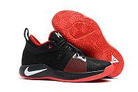 Баскетбольные кроссовки Nike PG2 from Paul George black\red