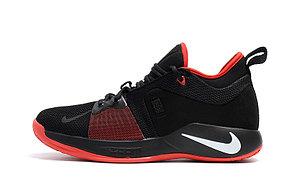 Баскетбольные кроссовки Nike PG2 from Paul George black\red, фото 3