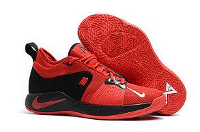 Баскетбольные кроссовки Nike PG2 from Paul George red, фото 2