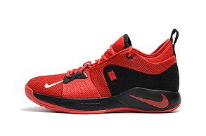 Баскетбольные кроссовки Nike PG2 from Paul George red, фото 3