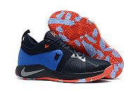 Баскетбольные кроссовки Nike PG2 from Paul George black\blue