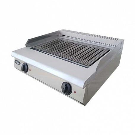 Поверхность жарочная электрическая настольная (гриль) Ф2ЖГЭ/600  (800х600х330мм)