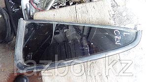 Форточка Honda CR-V левая задняя
