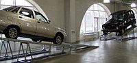 Подиум для Автомобиля Эстакада для легковых и грузовых авто, эстакада для мойки