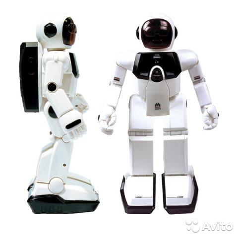 Программируемый робот 36 функций