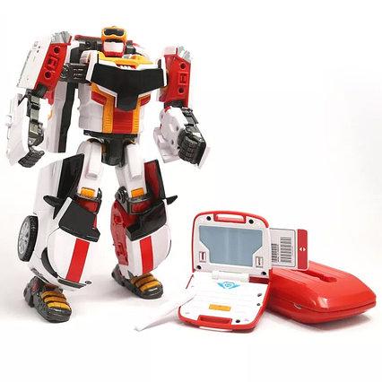 Тобот V Робот-трансформер    (звук)