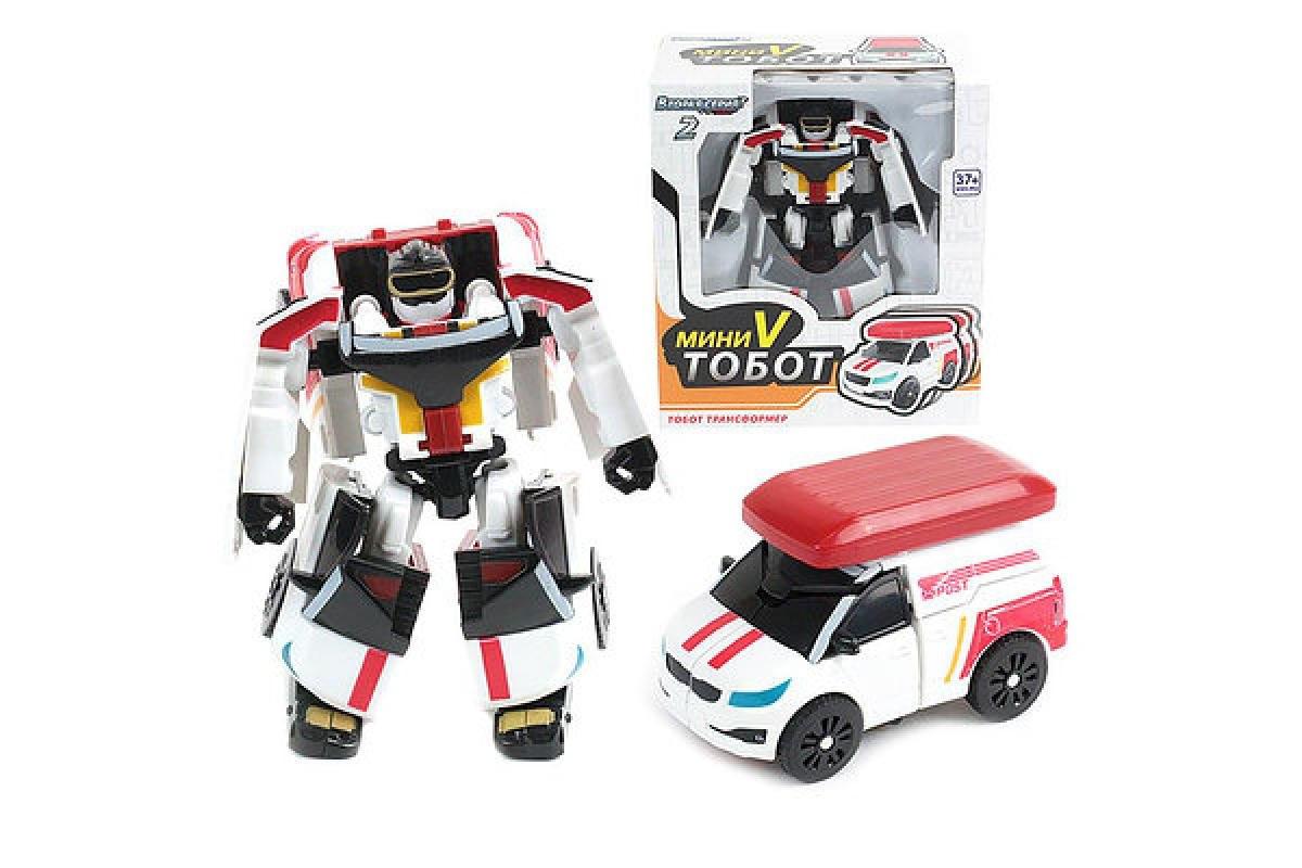 Робот-трансформер  Мини  Тобот V