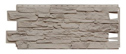 Фасадные панели VOX 420x1000 мм (0,42 м2) Solid Stone Calabria (Камень) Калабрия