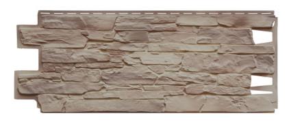 Фасадные панели VOX 420x1000 мм (0,42 м2) Solid Stone Umbria (Камень) Умбрия