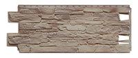 Фасадные панели VOX 420x1000 мм (0,42 м2) Solid Stone Umbria (Камень) Умбрия, фото 1