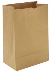 Бумажный пакет Крафт 310*140*60 2000шт/кор