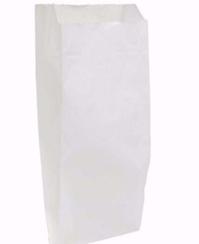 Пакет бумажный 210*110*35 б/п Ж 5000шт/кор