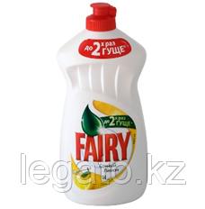 FAIRY Сочный Лимон. Ср-во для мытья посуды 450мл 21шт/кор