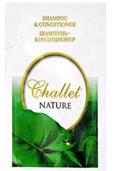 шампунь+кондиционер 10мл в саше Натюр