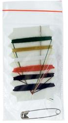 швейный набор 6 ниток в зип-локе