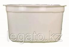 Контейнер Молочный б/крышки 250 мл, белый 750 шт/кор