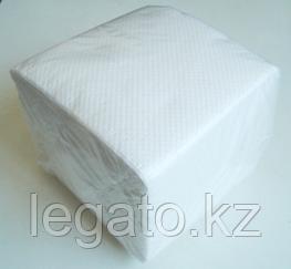 Салфетка бумажная белая (100л. / 40уп)№3 ЭксПак