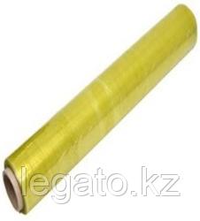 Пленка пищевая желтая 300мм*300м (8) 204-301
