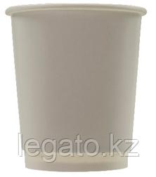 DW80-280 Стакан бумажный одноразовый двухслойный 250 мл. (, , 0000_Без печати, 25/туба, 500/кор.)