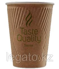 EM90-430 Стакан бум.одноразовый двухслойный 300мл(4726,0340 Taste Quality EM90-430,