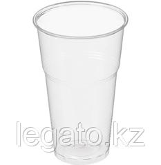 Стакан пластиковый 500мл 1400шт/кор (1500шт/кор)