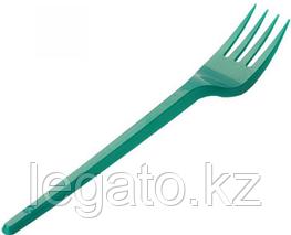 Вилка столовая зеленая Премиум ОРЕЛ (ИнтроПластик 2200/100)