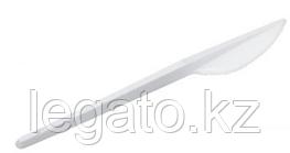Нож стол. Комп.165мм.(белый) ПС100шт.в уп. 2500 в кор.Мистерия