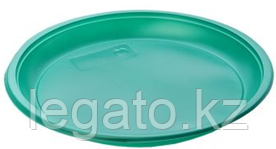 Тарелка 165 б/с зеленая (ИнтроПластик 2400)
