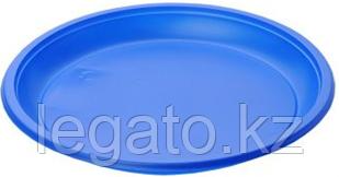Тарелка 165 б/с синяя (ИнтроПластик 2400)
