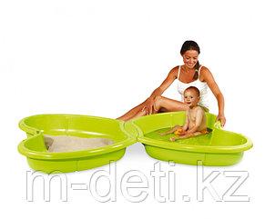 Песочница-бассейн бабочка 310143 Smoby