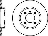 Тормозные диски  Bmw E30-316,318 (передние, Optimal)