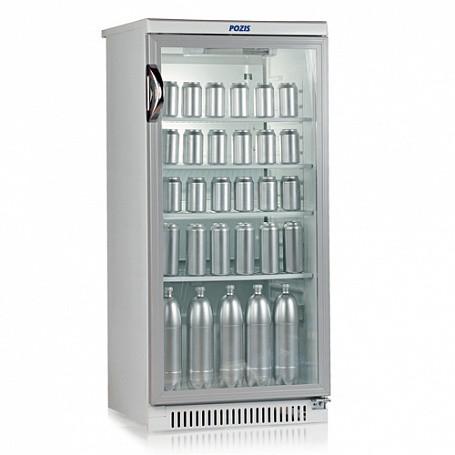 """Холодильник-витрина однокамерный V=250л, """"POZIS-Свияга-513-6"""""""