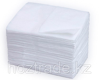 Салфетки бумажные для настольного диспенсера (200 шт)