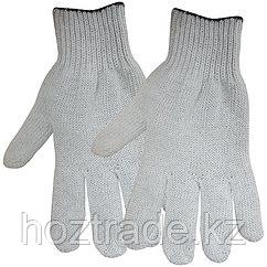 Перчатки рабочие х/б белые 6 ниток