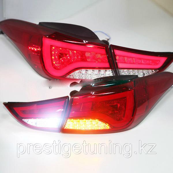Задние фары Elantra WH Type 2011-2013