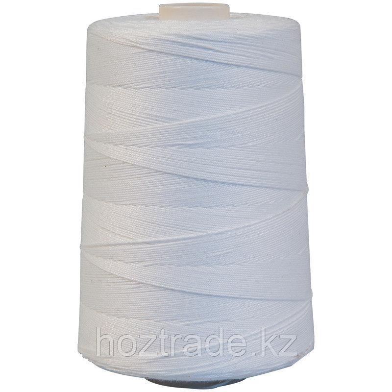 Нить для подшивки документов лавсано-хлопчатобумажная (катушка 1000м)